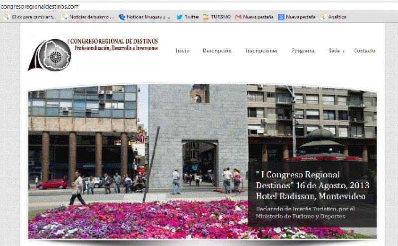 Uruguay organiza primer congreso de profesionalización de destinos