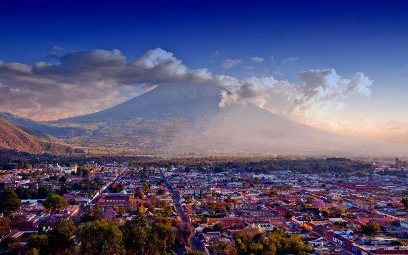 Ciudad de Antigua, Guatemala