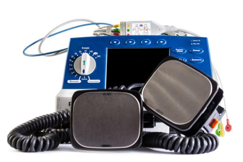 Desfibrilador Externo Automático (DEA) #shu#