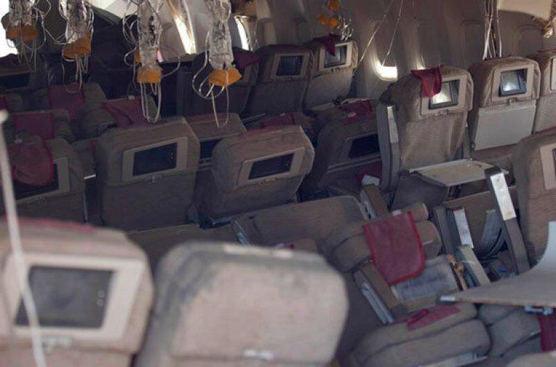 El piloto del avión de Asiana Airlines estrellado estaba en entrenamiento para el B-777