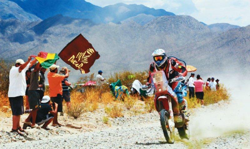 Por primera vez Bolivia formará parte del recorrido sudamericano.