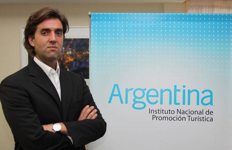 Leonardo Boto, secretario ejecutivo de INPROTUR.
