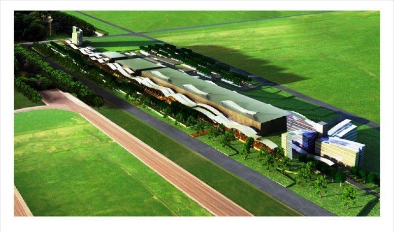 La sala plenaria del Centro de Convenciones tendrá capacidad para 2.600 personas