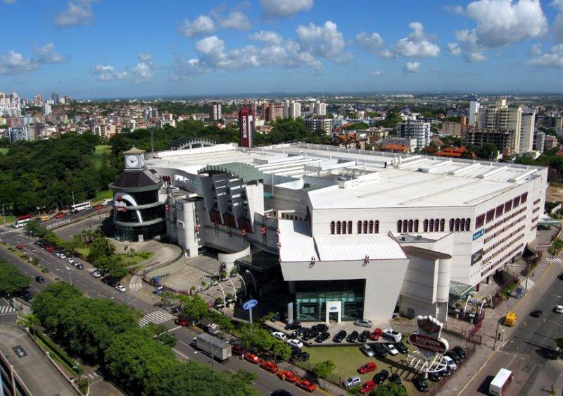 Bourbon Shopping en Porto Alegre