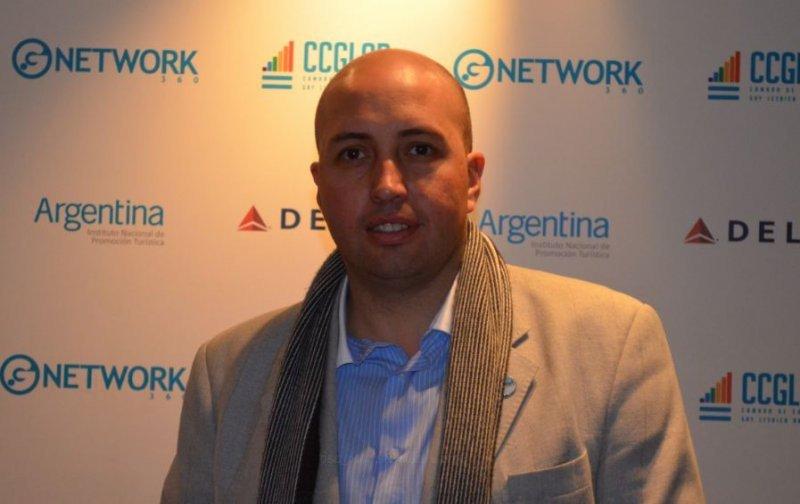 Federico Flores, Director de Promoción Turística y Relaciones Institucionales.