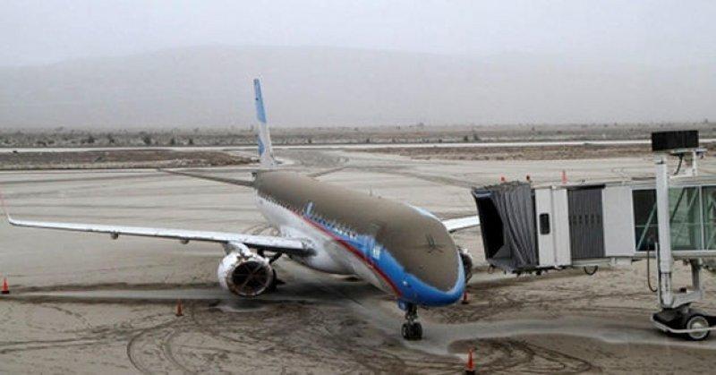 Aeropuerto de Puebla (Archivo Azteca Noticias)