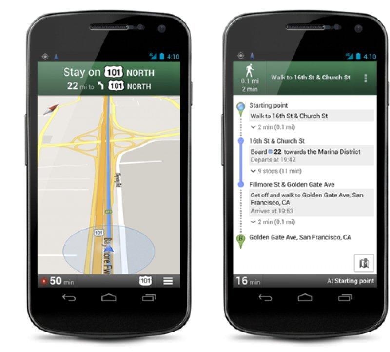 Uruguay, Perú y Ecuador son algunos de los países donde ya se puede usar libremente el Navigator de Google Maps