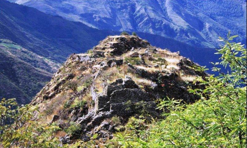 Inkataca, el sitio arqueológico que buscan recuperar y potenciar como atractivo turístico en Bolivia