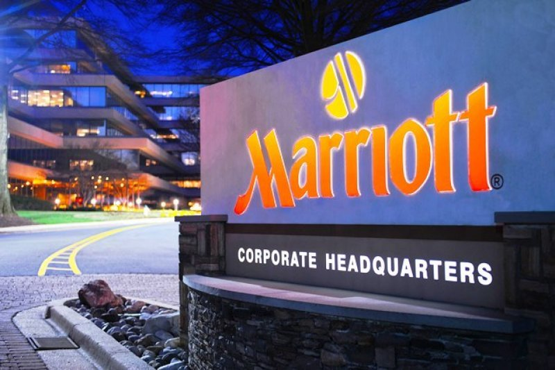 Casa matriz de Marriott en Bethesda, Maryland