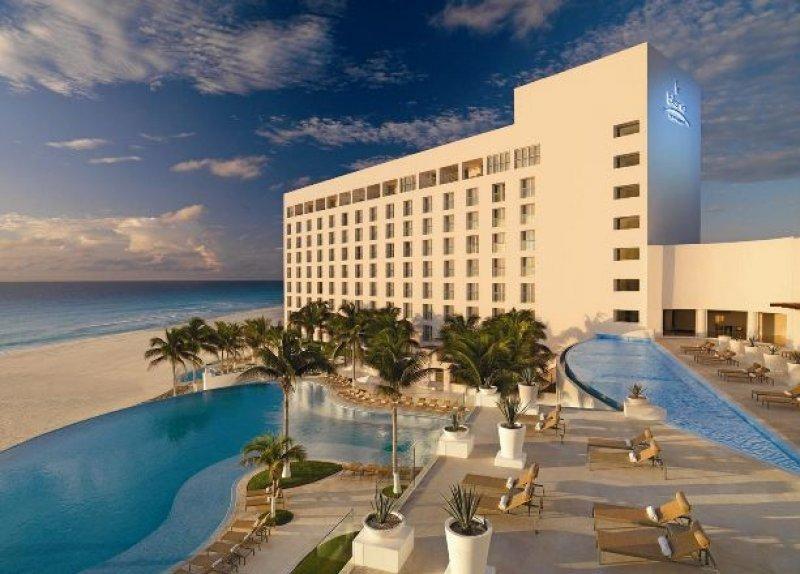 El resort Le Blanc es el mejor valorado de Cancún.