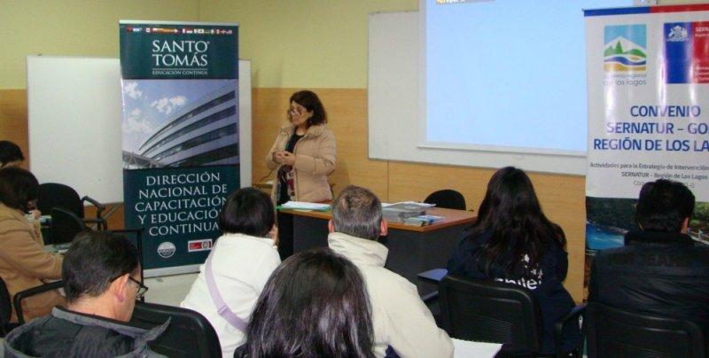 Las clases son brindadas por docentes de la Universidad de Santo Tomas y financiadas por el FNDR.