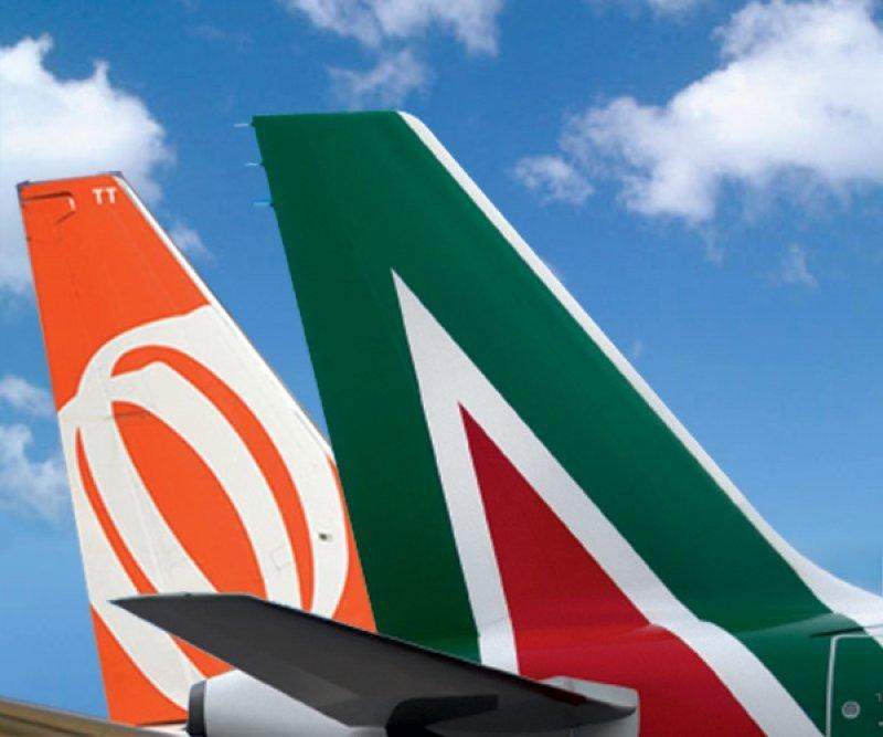 Gol y Alitalia buscan fortalecerse en el mercado brasileño mediante una alianza
