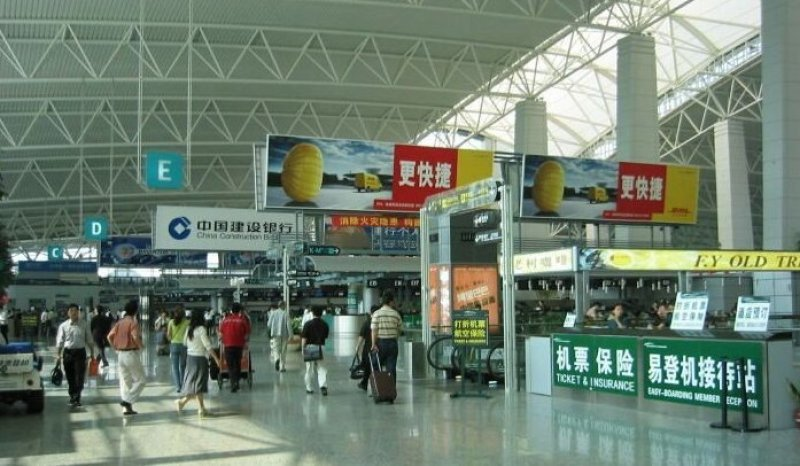 Los viajeros de 45 países podrán pedir un permiso de tránsito en el aeropuerto de Cantón,