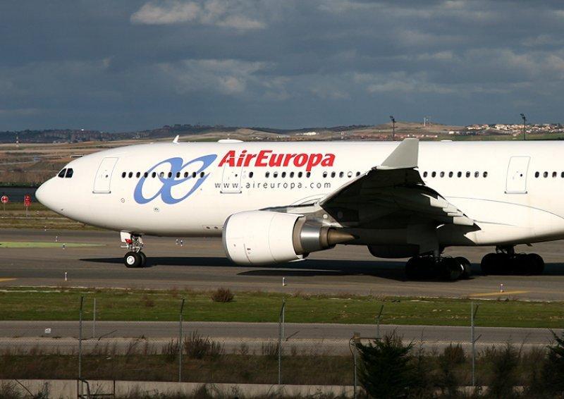 Air Europa abre ruta entre Madrid y La Romana en diciembre