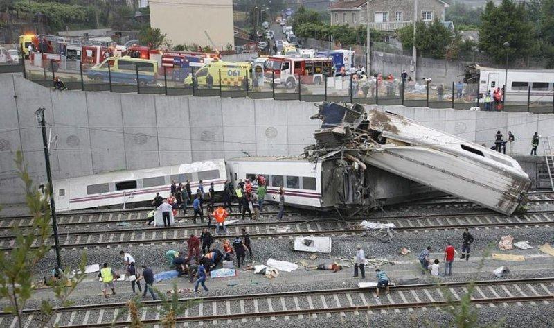 Accidente de tren en España: abren dos investigaciones sobre el siniestro