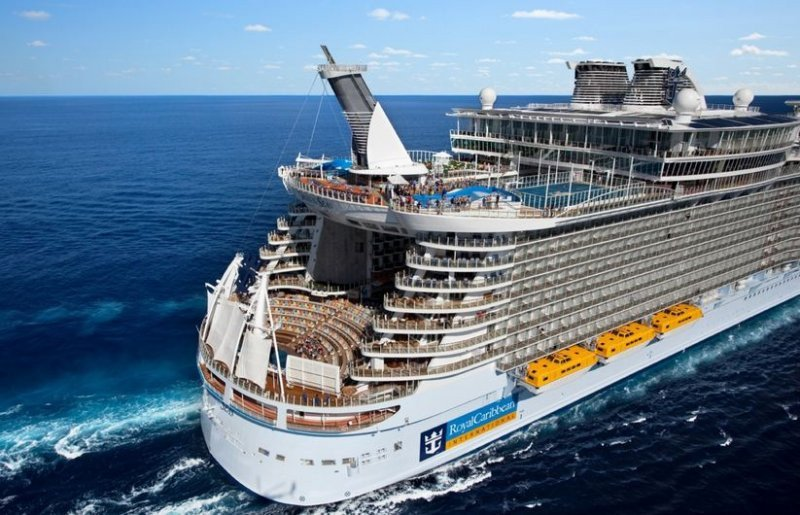 Royal Caribbean registra beneficio neto por US$ 24 millones