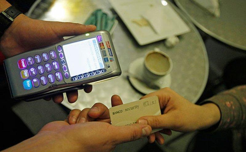 El gasto con tarjeta de crédito creció un 11%.