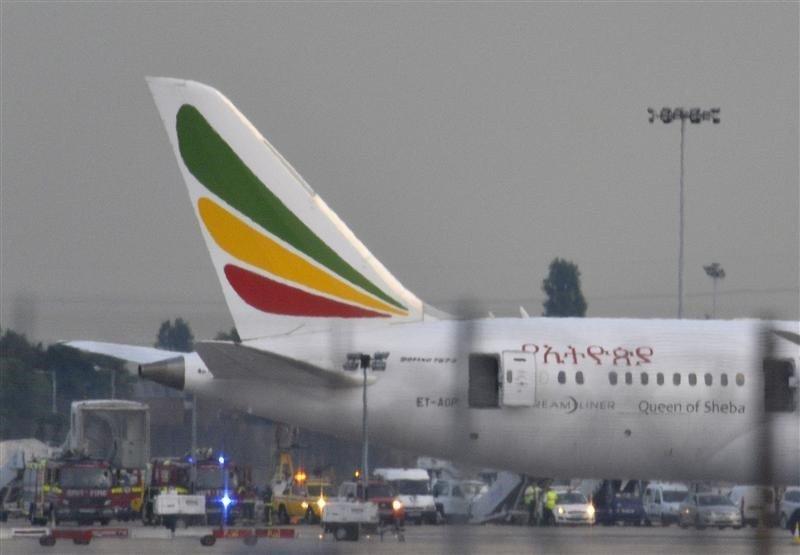 El incendio en el Boeing de Ethiopian Airlines condujo a la revisión de las balizas en unos 1.200 aviones.