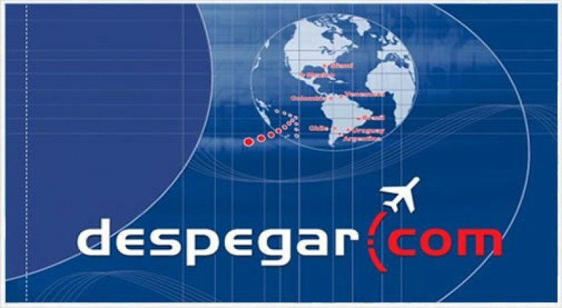 Despegar.com opera en casi toda Latinoamérica.