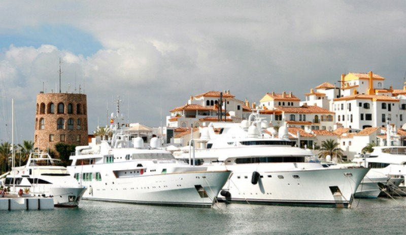 Puerto Banús, Marbella. #shu#
