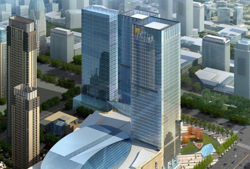 Grand Hyatt Shenyang.