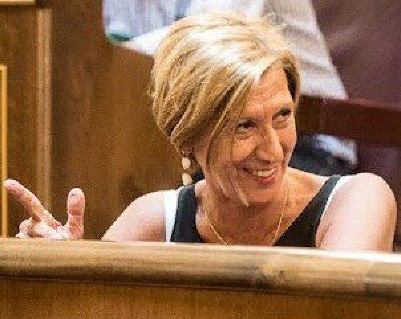La diputada de UPyD Rosa Díez.