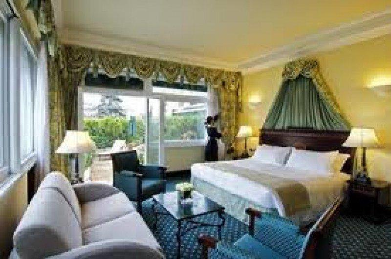El mayor crecimiento del grupo hotelero se registró en América.
