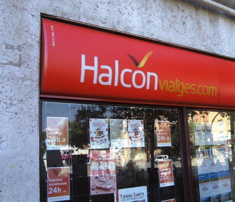 Halcón obtiene la adjudicación de viajes de la Presidencia
