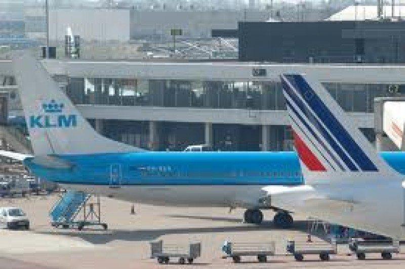 La oferta de plazas de Air France-KLM creció un 1,4%.