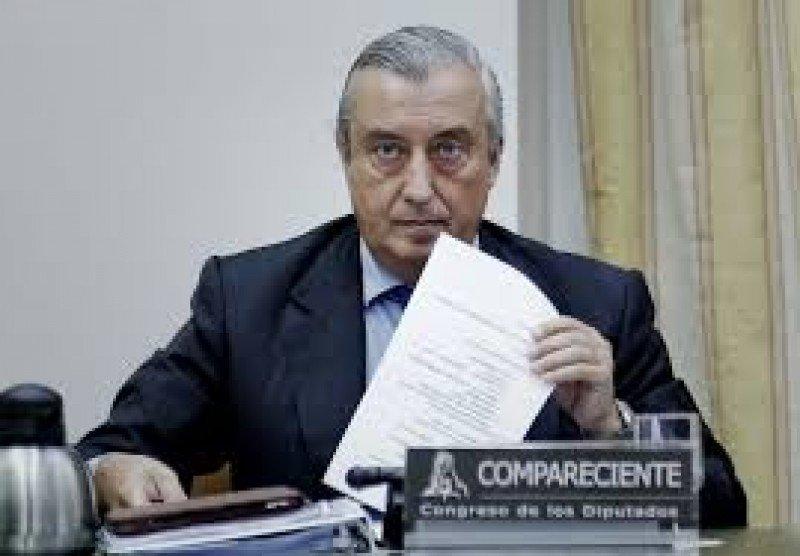 El presidente de Renfe, Julio Gómez-Pomar.