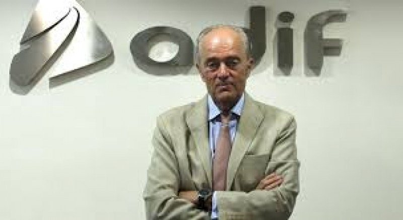 Gonzalo Ferre, presidente de Adif.