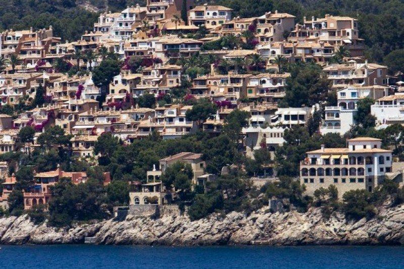 Costa de Calvià, Mallorca. Foto: Greenpeace.