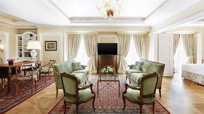 El hotel cuenta con 43 suites.