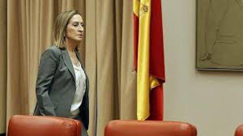 Ana Pastor, en la comisión de Fomento del Congreso de los Diputados.