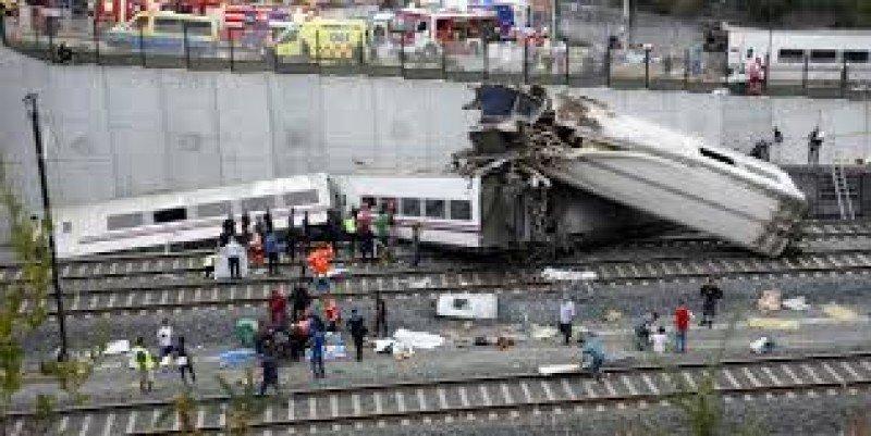 Un total de 79 personas perdieron la vida en el accidente de Santiago de Compostela.