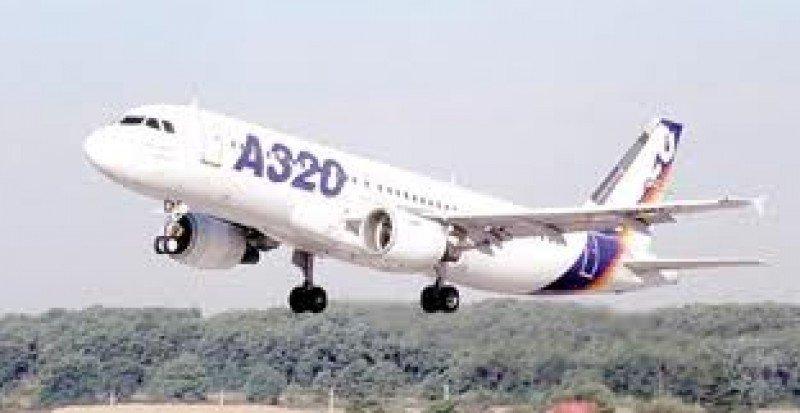 El Airbus A320 es uno de los modelos más vendidos por el fabricante europeo.