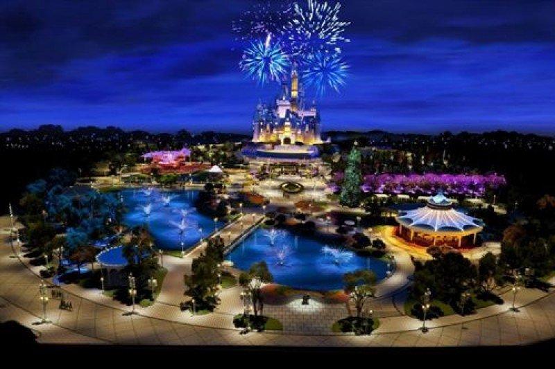 Shanghai financiará su parque Disney con 30.700 M € prestados por China