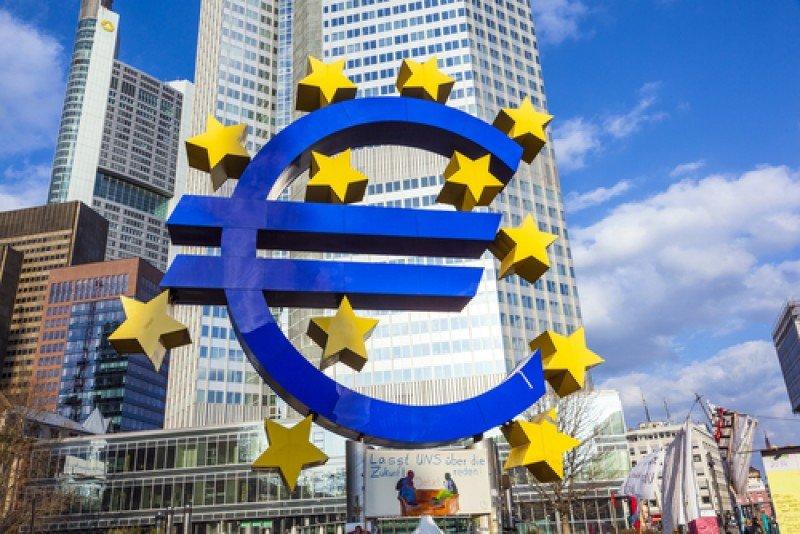 Sede del Banco Central Europeo en Frankfurt. #shu#