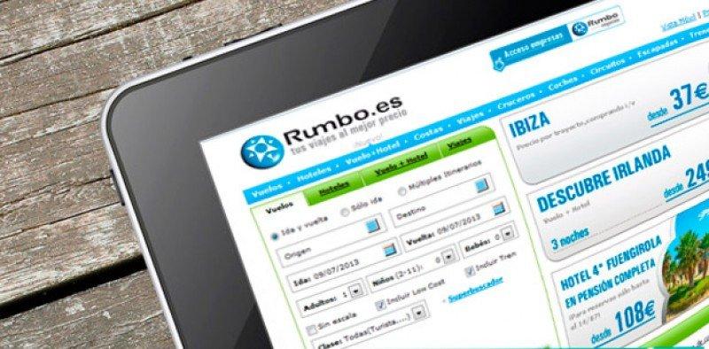 Rumbo repite a Ryanair que la agencia no fija las tarifas