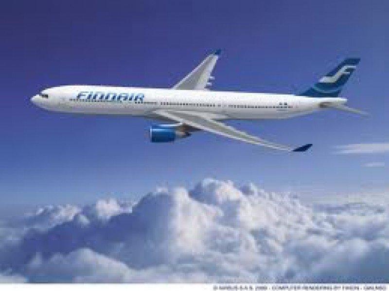 Finnair ha reducido un 16,4% el número de empleados en el primer semestre.