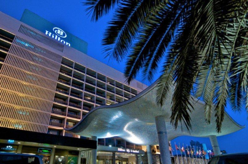 Hotel Hilton Estambul.
