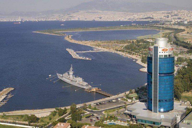 El Wyndham Izmir Özdilek, en el destino turco de Izmir, estaba hasta ahora gestionado bajo la marca Crowne Plaza.