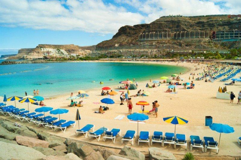 Playa Amadores, Gran Canaria. #shu#