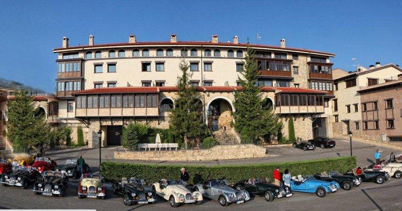 El Hotel Spa Balfagón (en la imagen) es uno de los tres establecimientos que participan en esta iniciativa.