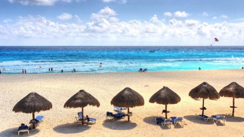 Cancún disfruta de una intensa demanda para la online. #shu#