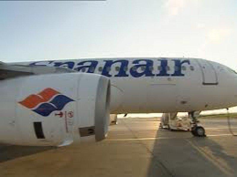 El avión de Spanair se estrelló en el aeropuerto de Madrid-Barajas.