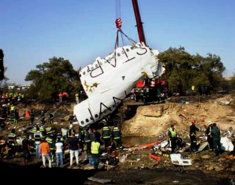 Accidente de Spanair, factor determinante en su quiebra según una investigación
