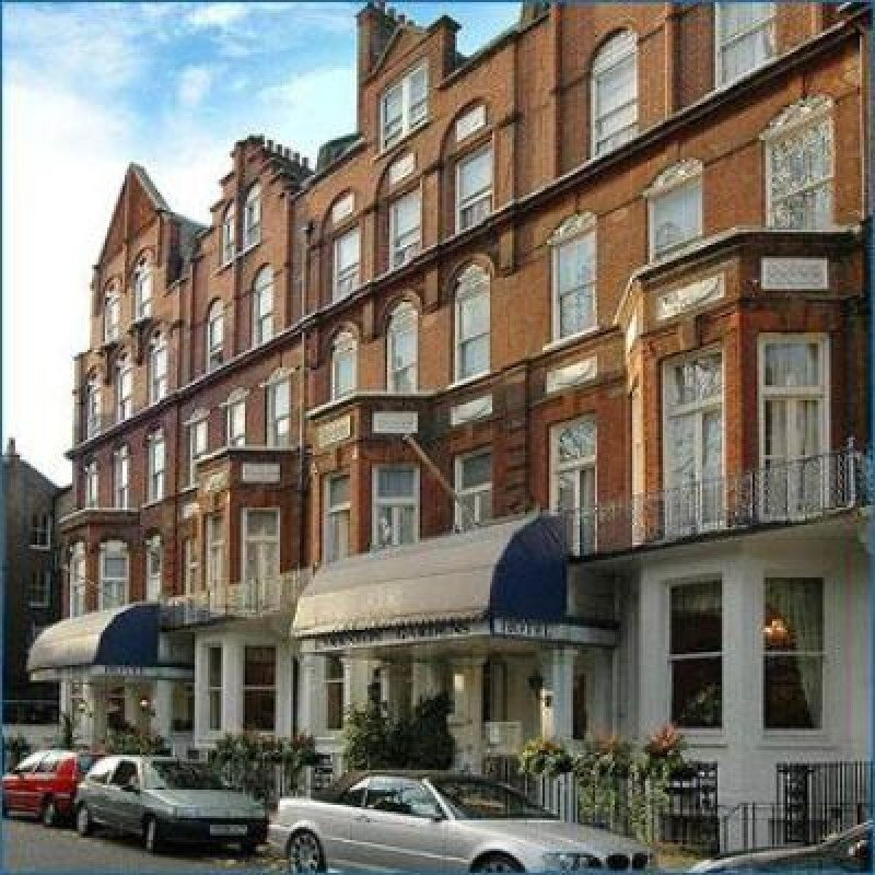 El Barkston Gardens Hotel se ha convertido en el Indigo London Kensington tras una reforma de ocho millones de euros.
