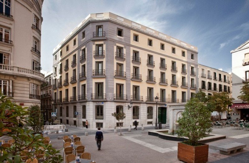 Radisson Blu Hotel Madrid Prado.
