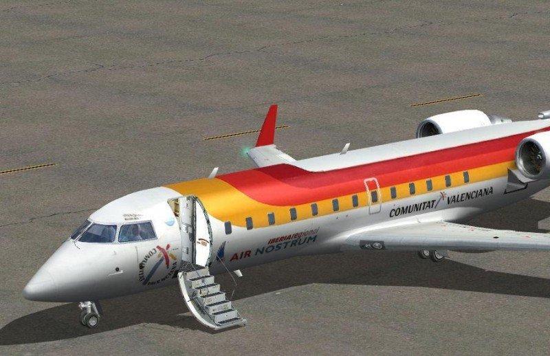 Air Nostrum actúa de mala fe en la reducción salarial, según el Sepla